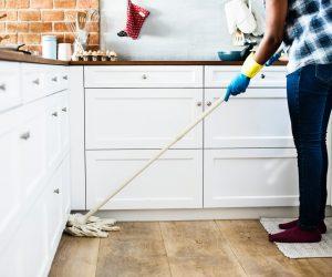 pulizie pavimento